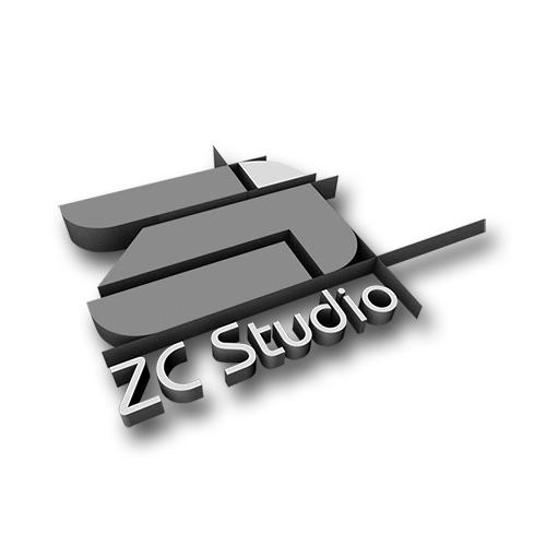 Place design e rendering Logo ZC