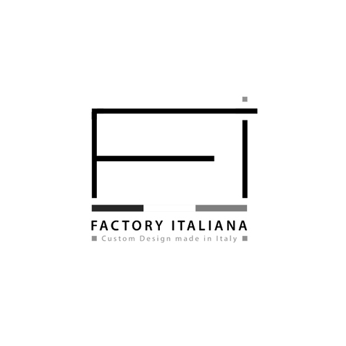 Place design e rendering Factory Italiana